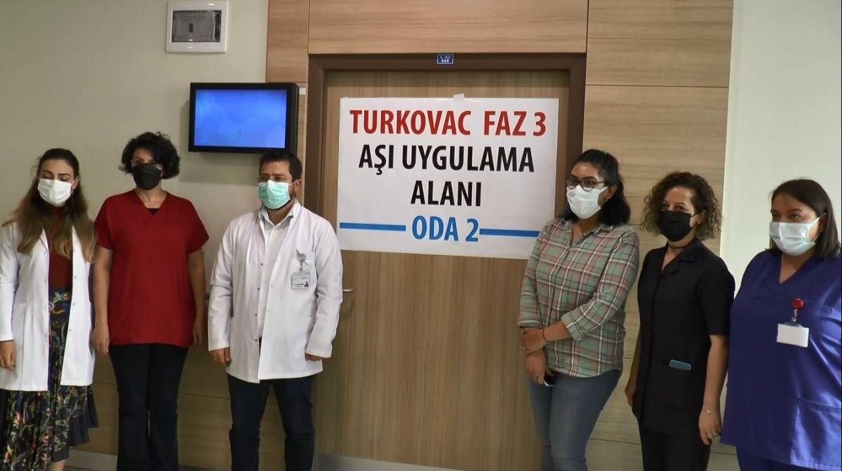 Turkovac'ın Faz-3 çalışması Erzurum'da başladı #2