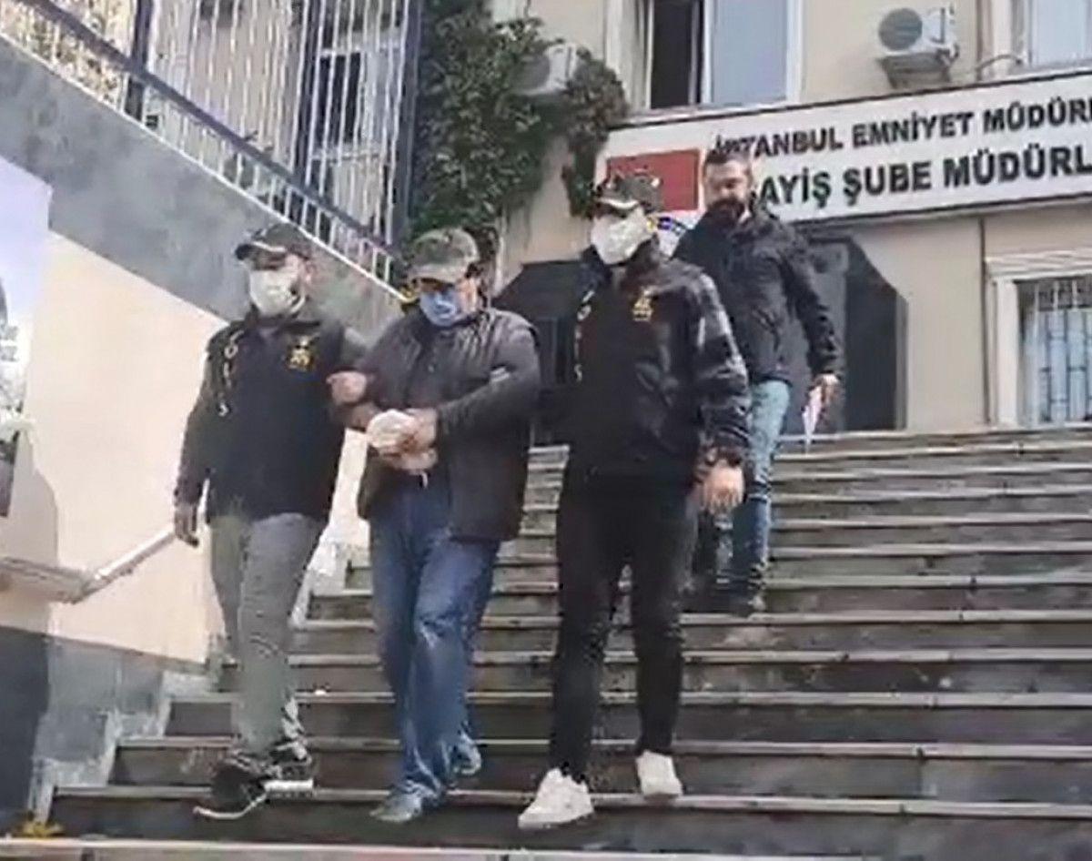 İstanbul da rögar kapağı cinayetinde 25 yıl hapis cezası alan şüpheli, yakalandı #3