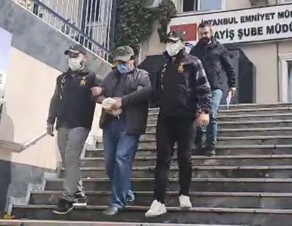 İstanbul da rögar kapağı cinayetinde 25 yıl hapis cezası alan şüpheli, yakalandı #2