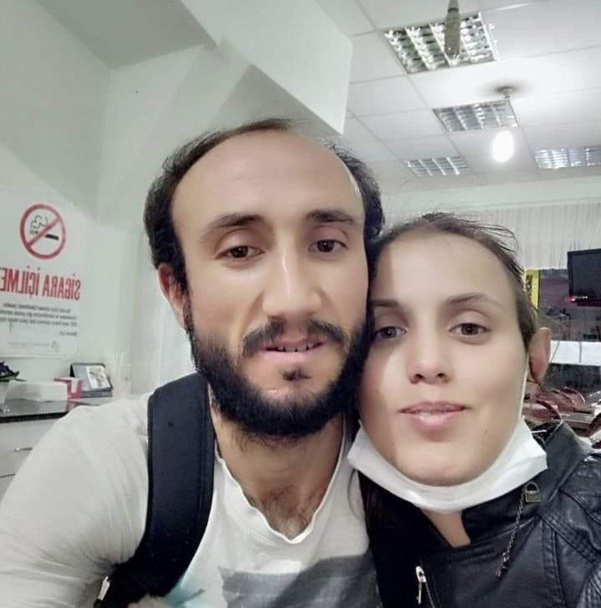 Eskişehir de bir kadın, tartıştığı kocasını bıçaklayarak öldürdü #1