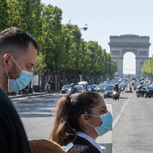 Fransa'da koronadan 43 kişi daha öldü