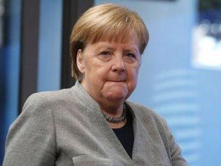 Merkel'in korona test sonucu negatif çıktı