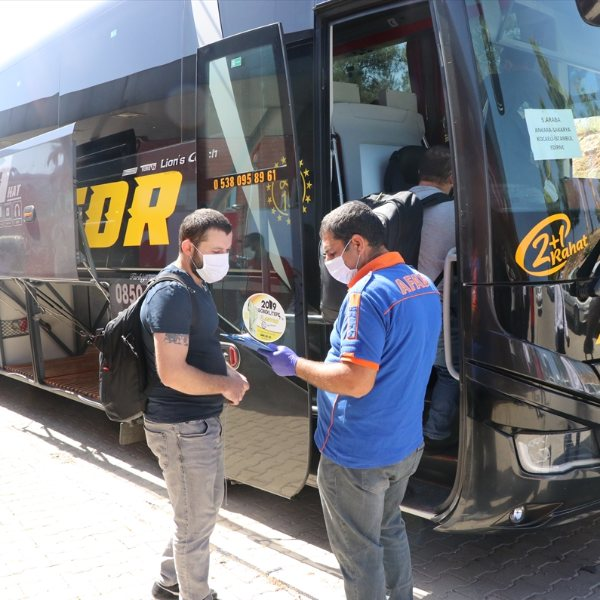 Şanlıurfa'da 100 kişinin karantina süresi sona erdi