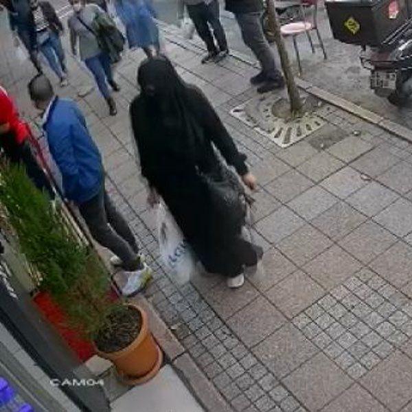 İstanbul'da Adalet Bakanı'nın eşinin çantasını çaldılar #1