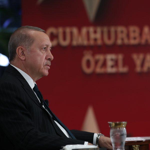 Cumhurbaşkanı Erdoğan, Trump'tan FETÖ'cüleri istedi