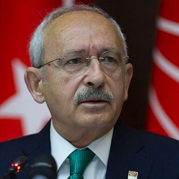 Kemal Kılıçdaroğlu'ndan Demirtaş çıkışı #1