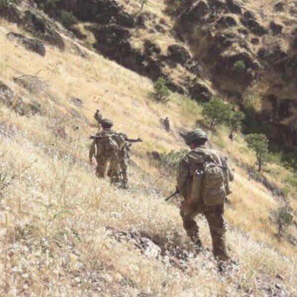 Pençe-Kaplan Operasyonu'nda 9 terörist öldürüldü #1
