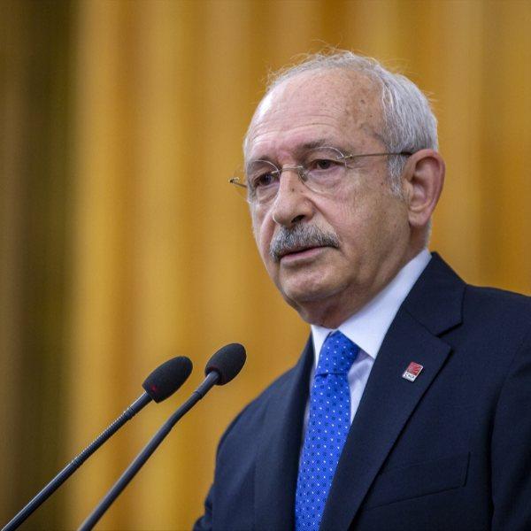 Kılıçdaroğlu, grup toplantısında konuşuyor #1