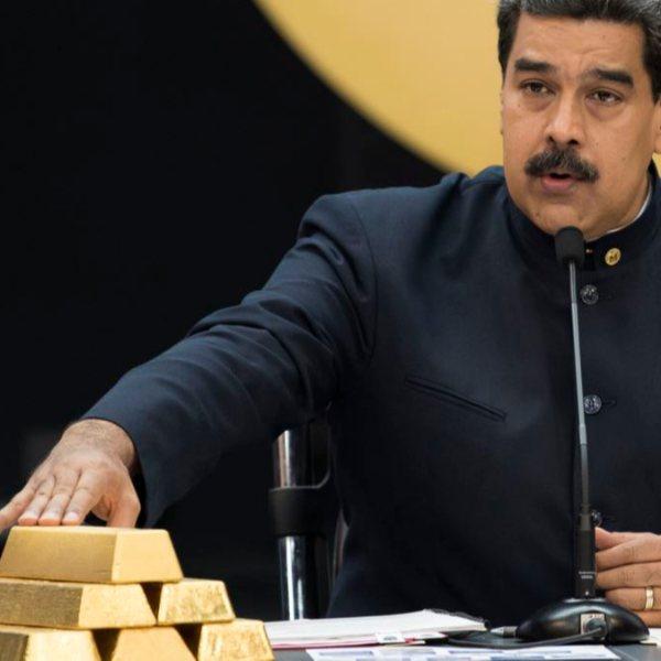 İngiltere, Venezuela'nın altınlarını geri vermeyecek #1