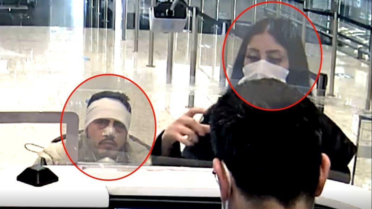 İstanbul'da VIP göçmen kaçakçılığı pasaport polisine takıldı