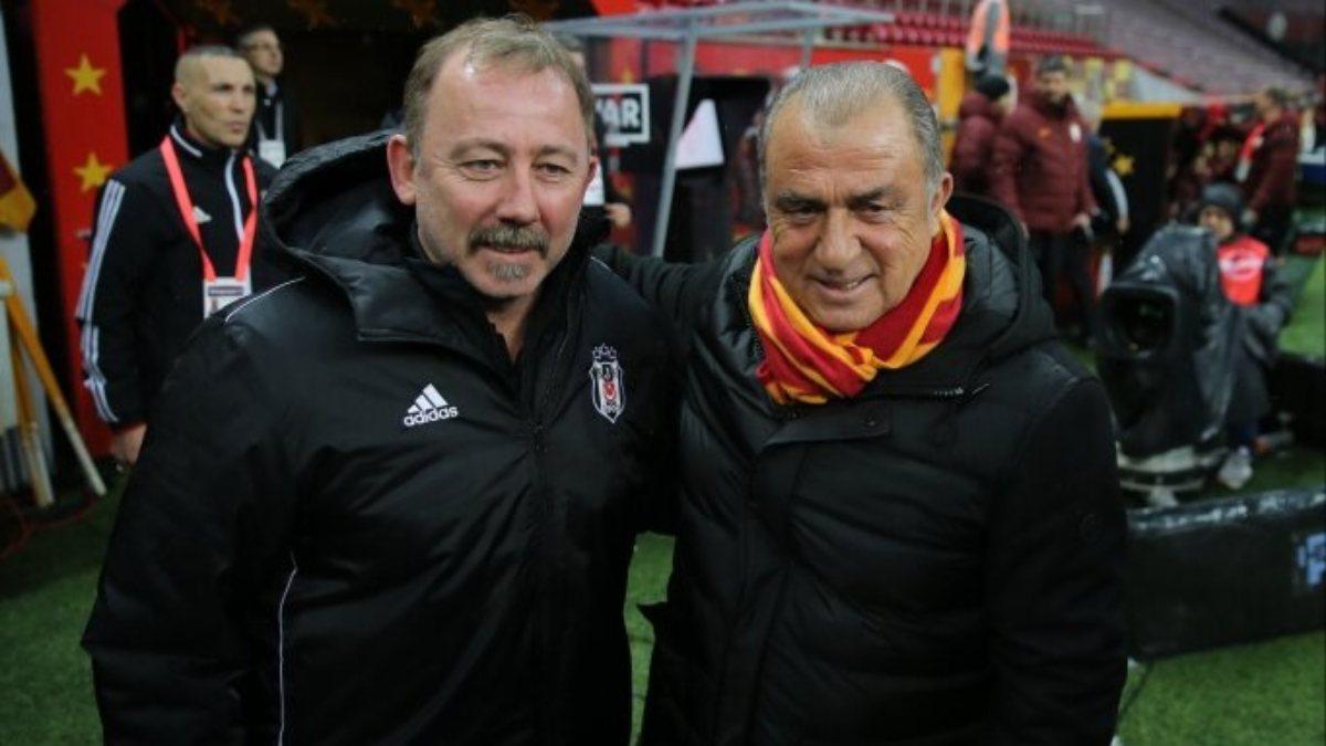 Galatasaray-Beşiktaş maçının muhtemel 11'leri