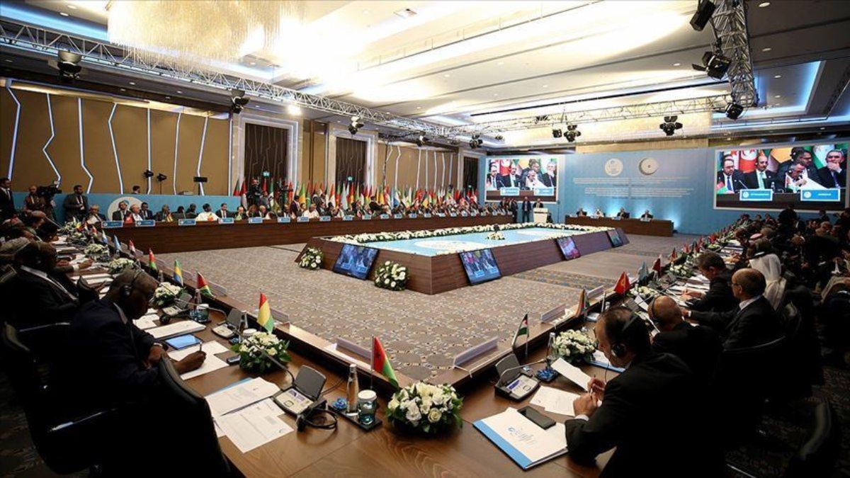 İİT Temsilciler Komitesi, Türkiye'nin girişimiyle Cidde'de toplandı