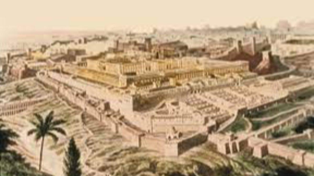"""Vakanüvis yazdı: """"Firavun'un Filistinlileri"""" o devrin Yahudileriydi"""