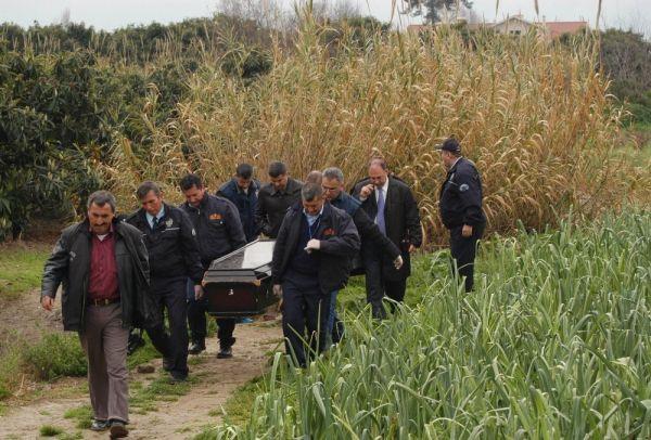 Cinayet şüphelisi firari baba, trafik kazasında yakalandı