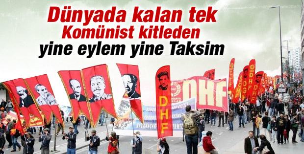 DİSK: 1 Mayıs'ta Taksim'de olacağız