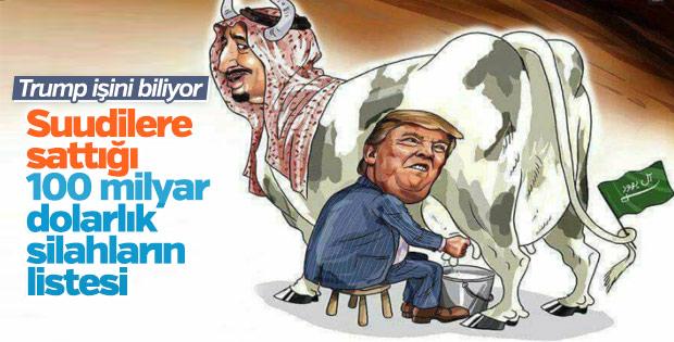 ABD ve Suudi Arabistan arasındaki anlaşmanın detayları