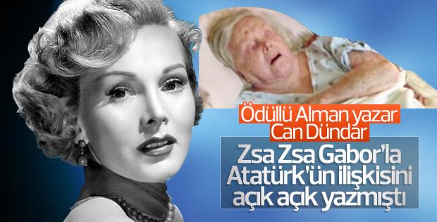 Zsa Zsa Gabor 99 yaşında hayatını kaybetti