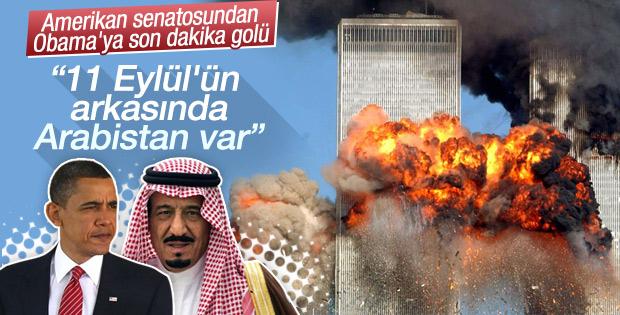 Suudi Arabistan'ı kızdıran tasarı ABD senatosundan geçti