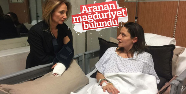 Kılıçdaroğlu Şafak Pavey'i hastanede ziyaret etti