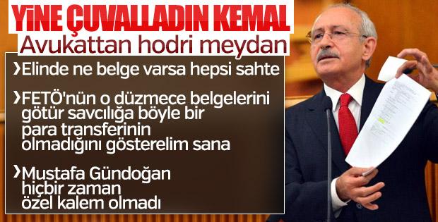 Erdoğan'ın avukatı: Kılıçdaroğlu'nun iddiaları yalan