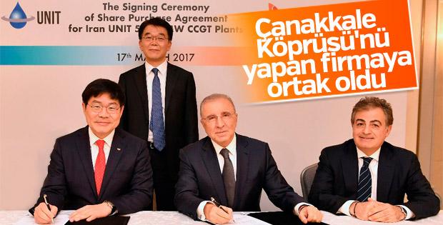 Ünal Aysal ve Güney Koreli SK Group'tan dev ortaklık