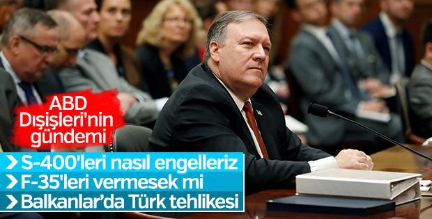 ABD'nin Türkiye hesapları
