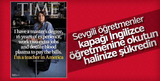 Time dergisinden 'batıyoruz' kapağı