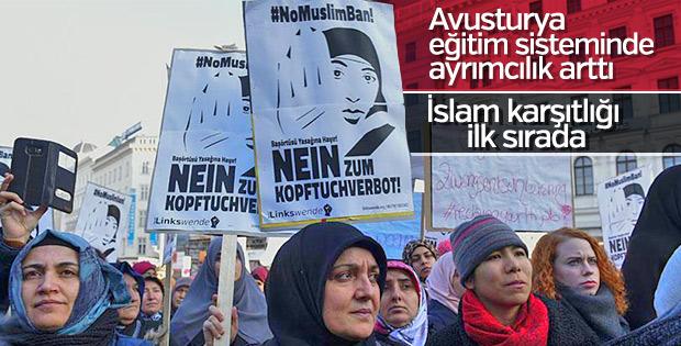 Avusturya eğitim sisteminde ayrımcılık arttı