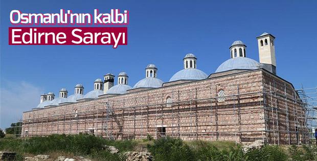 Saray-ı Cedide-i Amire'de kazılar yeniden başlıyor