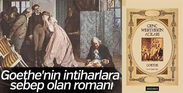 Johann Wolfgang von Goethe'den Genç Werther'in Acıları