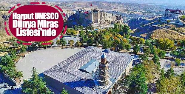 Harput'ta UNESCO Dünya Miras Listesi sevinci