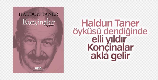 Haldun Taner'in öykü kitabı: Konçinalar