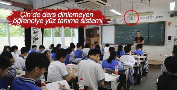 Ders dinlemeyen öğrenci kamerayla izlenecek