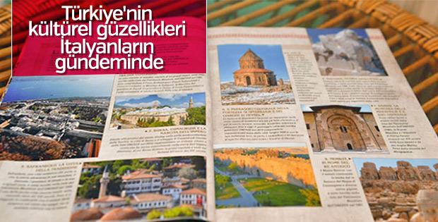 İtalyan dergisinden özel Türkiye sayısı