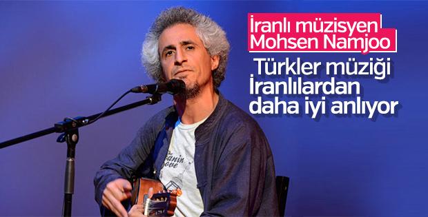 'Türkiye'deki konserlerimden büyük haz alıyorum