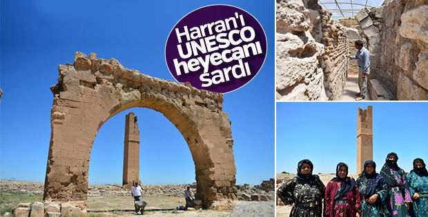 Harran'ın UNESCO beklentisi