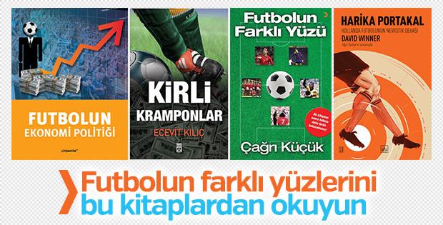 Futbola dair okunması gereken kitaplar