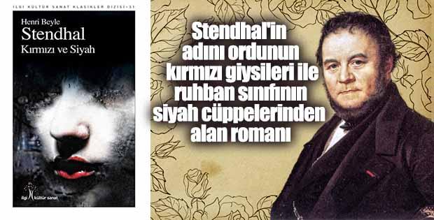 Stendhal'in tüm zamanların çok okunan romanı: Kırmızı ve Siyah