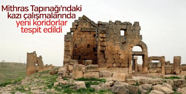 Mithras Tapınağı'nda yeni koridorlar tespit edildi