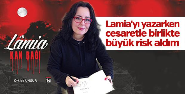 Yazar Orkide Ünsür: Türkiye'de korku edebiyatı gelişiyor