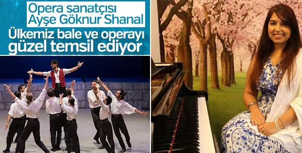 'Türkiye'deki opera ve bale potansiyeli çok yüksek'