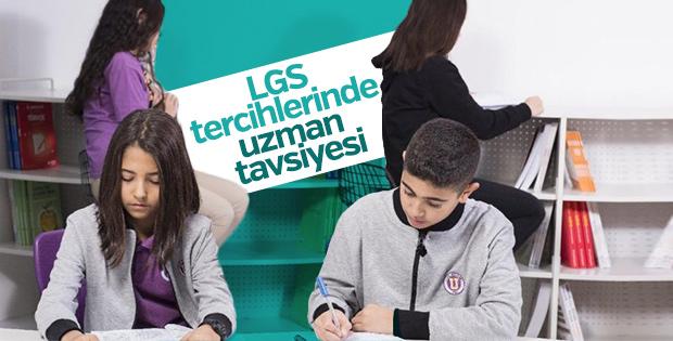 LGS tercihi yapacak öğrencilere uyarı