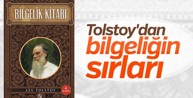 Lev Nikolayeviç Tolstoy'un Bilgelik Kitabı