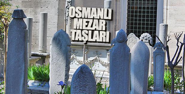 Bir edebi sanat: Osmanlı mezar taşları