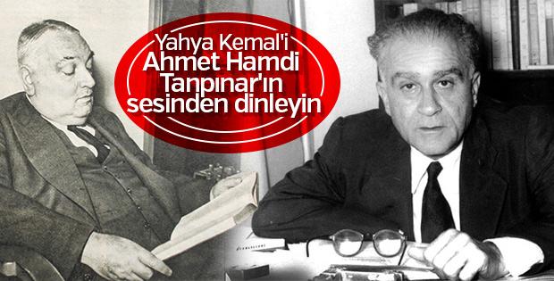 Ahmet Hamdi Tanpınar'ın dilinden Yahya Kemal