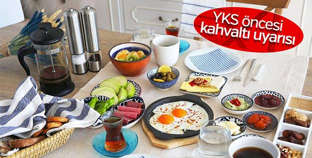 Öğrenciler için sınav günü kahvaltı önerisi