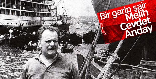Melih Cevdet Anday 103 yaşında