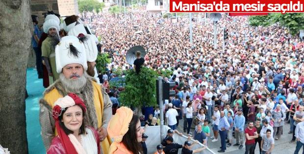 Uluslararası Manisa Mesir Macunu Festivali bitti