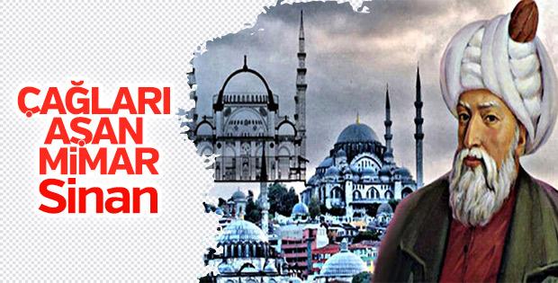 Türk kültür ve sanat hayatında bir isim: Mimar Sinan