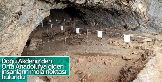 Anadolu'nun en eski mola noktası keşfedildi